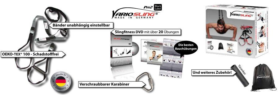 VarioSling Pro2 Black Label