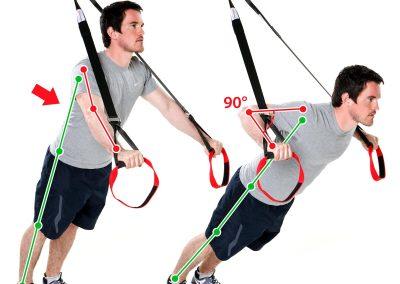 Sling Trainer Übungen