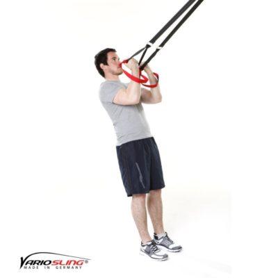 Sling-Trainer Übung - Bizeps zum Kopf