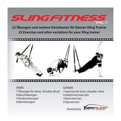 Slingfitness DVD01 Variosling
