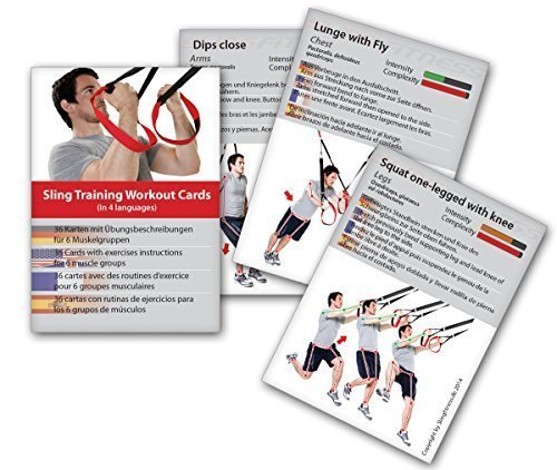 Sling Trainer Trainingskarten