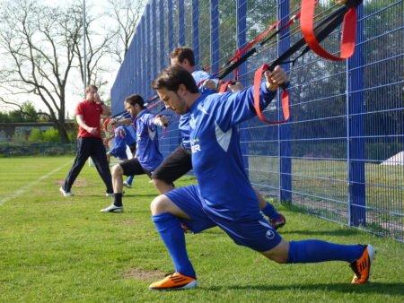 Training Beine Sommer Sling