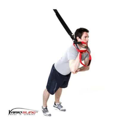 Sling-Trainer Armübung – Trizeps einarmig