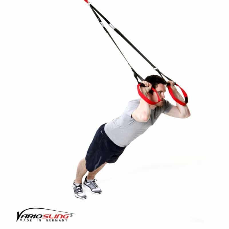 Sling-Trainer-Armübungen-Trizeps neben Kopf-02