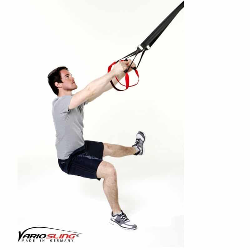 Sling-Trainer-Beinübungen-Hocke Seite zu Seite mit Abduktion-02