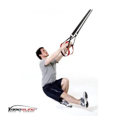 Sling-Trainer Beinübung – Pistols oder tiefe Kniebeuge