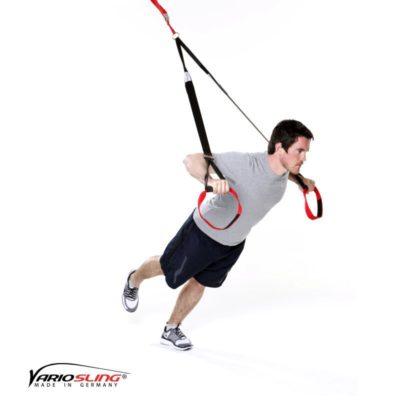 Sling-Trainer Brustübung - Chest Press einbeinig
