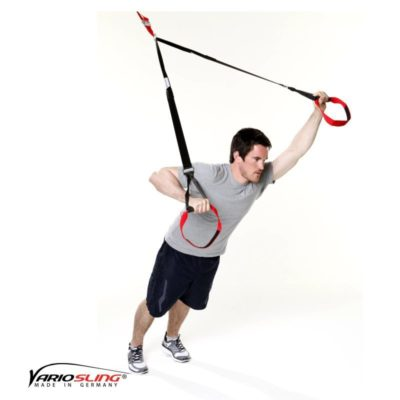 Sling-Trainer Brustübung - Chest Press eine Hand Fly