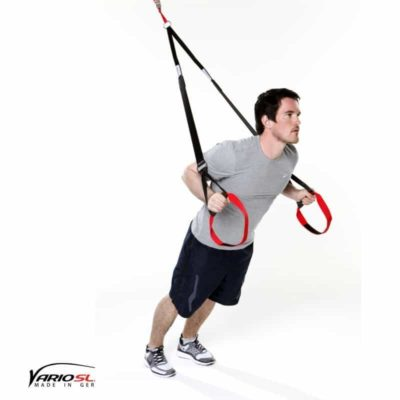 Sling-Trainer Brustübung - Chest Press eng