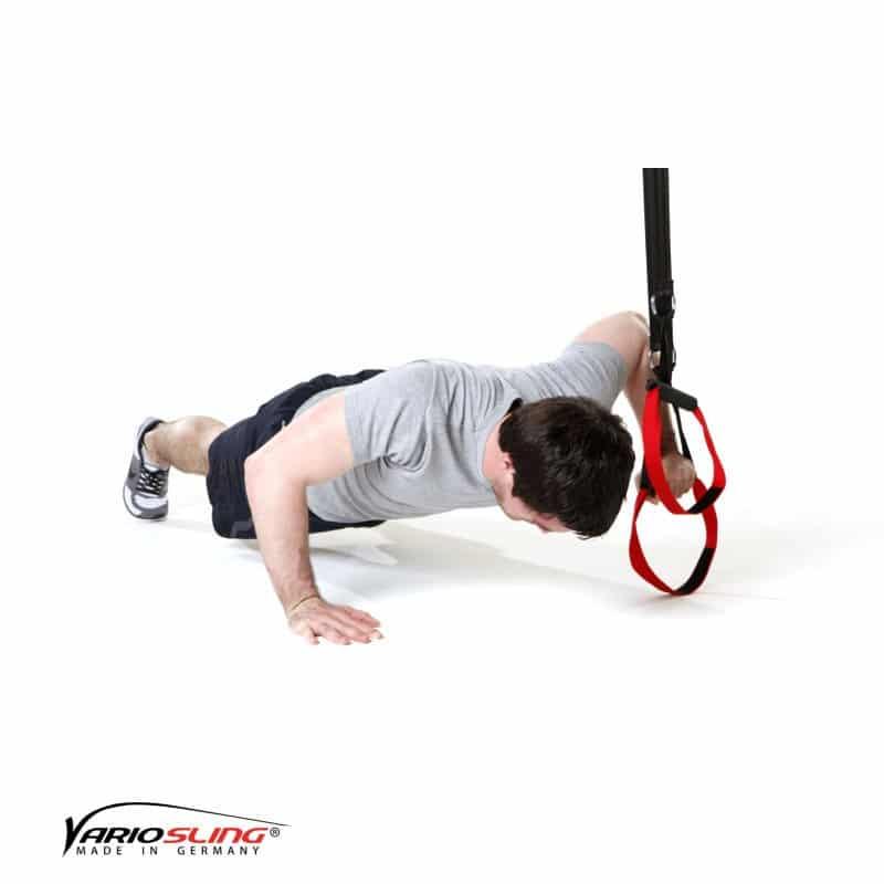 Sling-Trainer-Brustübungen-Push-up ein Arm zur Seite-01