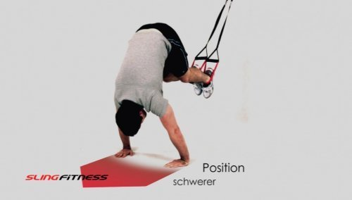 Sling Trainer DVD Slingfitness Vol.2, rot schwarz, DVD02 02