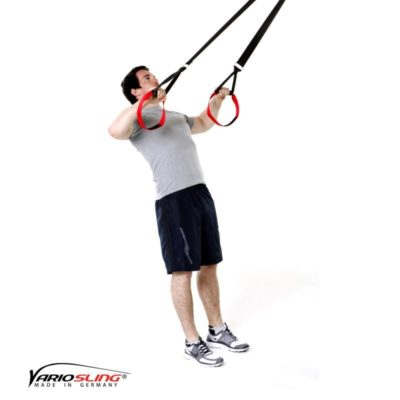 Sling-Trainer Rückentraining - High-Row