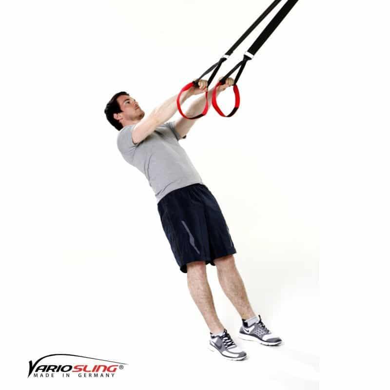 Sling-Trainer-Rückentraining-High-Row mit Unterarmrotation-01