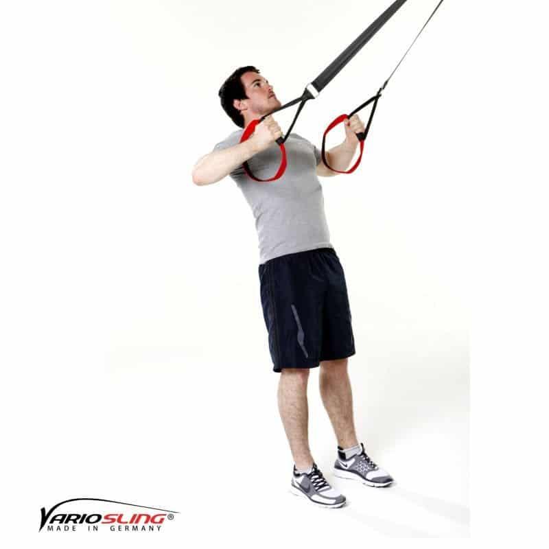 Sling-Trainer-Rückentraining-High-Row mit Unterarmrotation-02