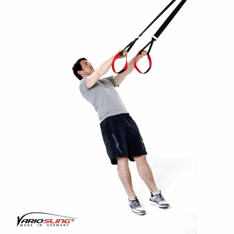 Sling-Trainer-Rückentraining-High-Row mit unterschiedlichen Armpositionen-01