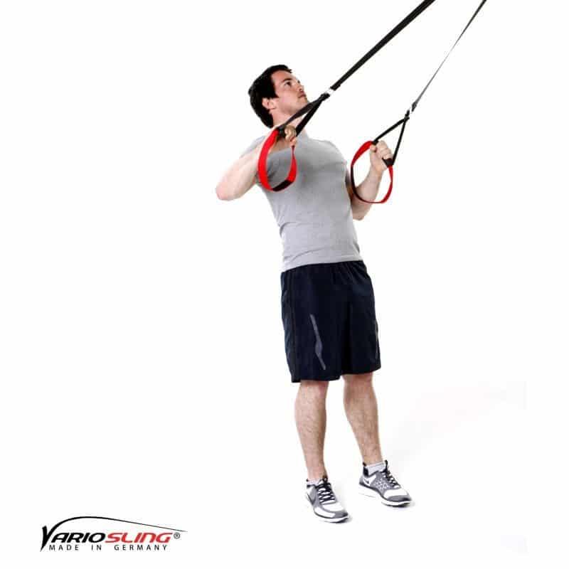 Sling-Trainer-Rückentraining-High-Row mit unterschiedlichen Armpositionen-02