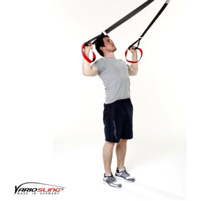 Sling-Trainer Rückentraining - Long Back Pull, U-Form