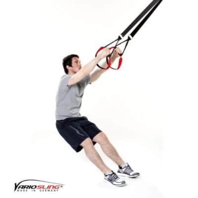 Sling-Trainer Rückentraining – Low-Row Hüfte beweglich