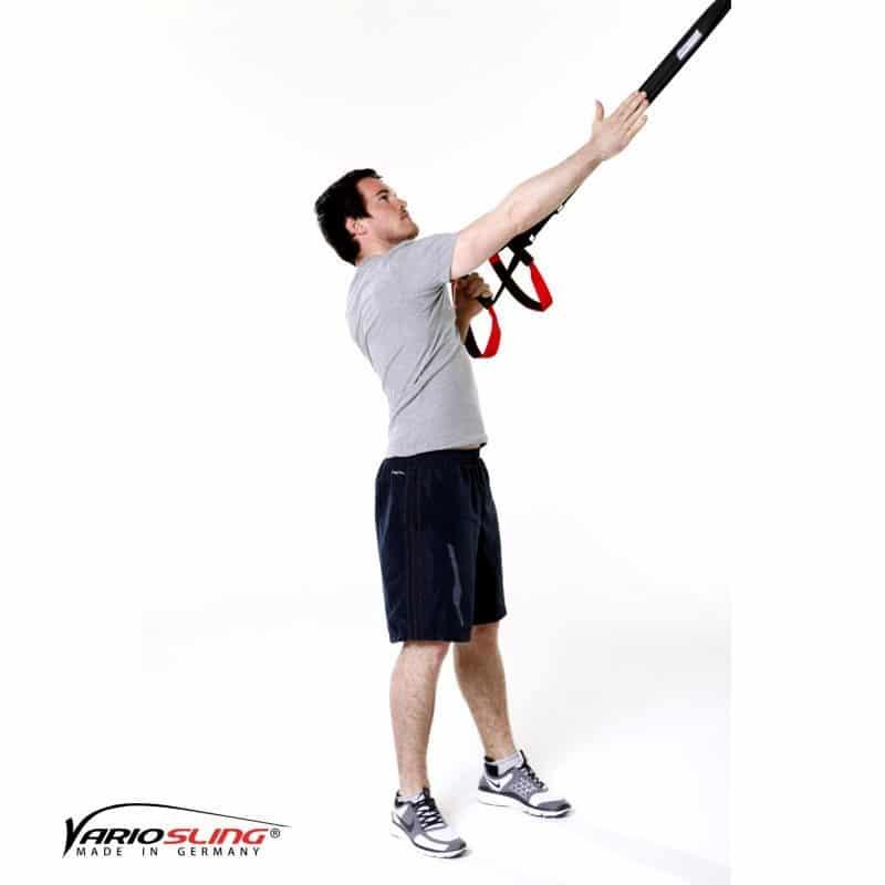 Sling-Trainer-Rückentraining-Low-Row einarmig mit Rotation-01