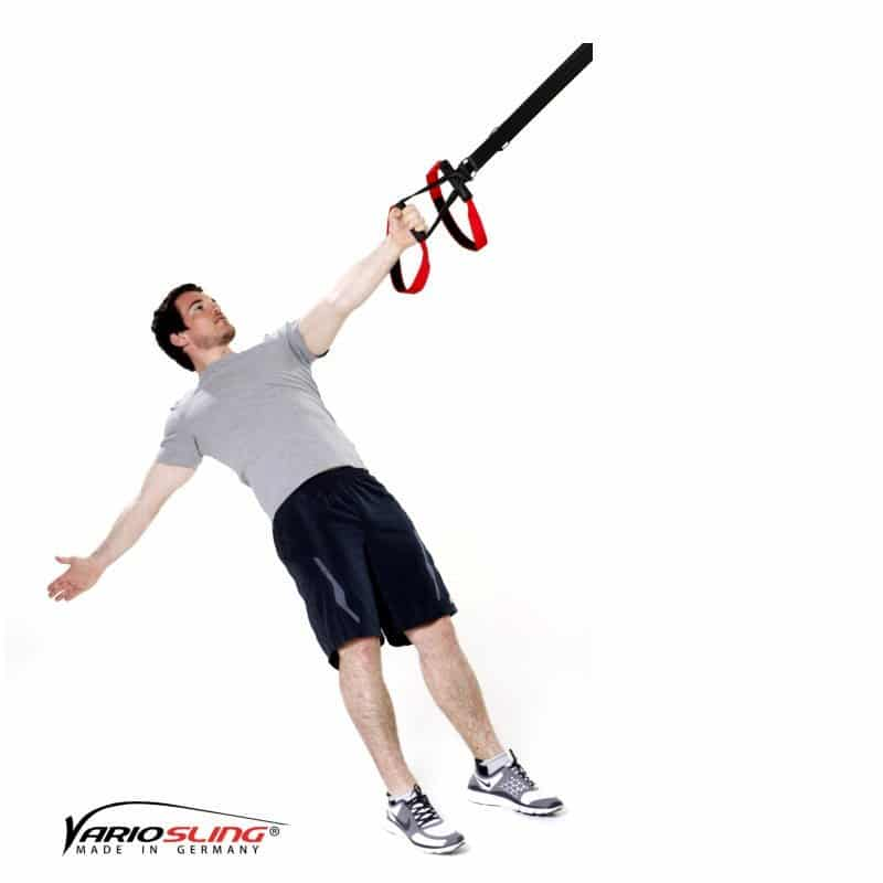 Sling-Trainer-Rückentraining-Low-Row einarmig mit Rotation-02