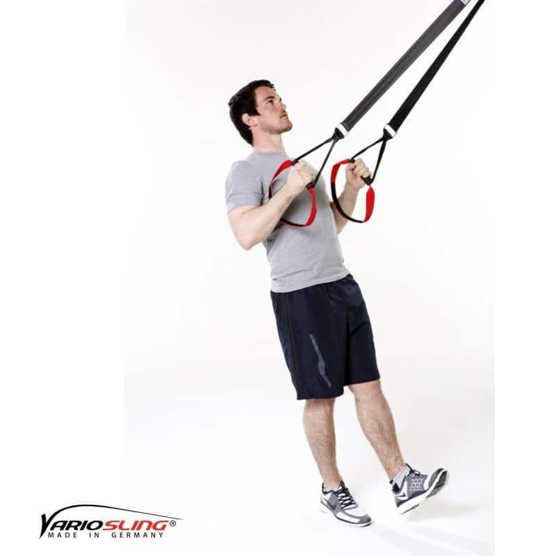 Sling-Trainer-Rückentraining-Low-Row einbeinig-02