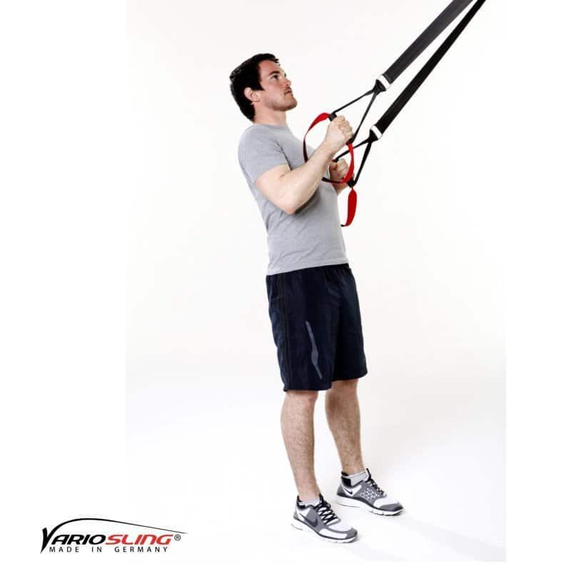 Sling-Trainer-Rückentraining-Low-Row mit versetzten Griffen-02