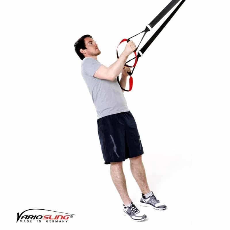 Sling-Trainer-Rückentraining-Low-Row mit versetzten Griffen und Körperrotation-02