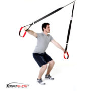 Sling-Trainer Rückentraining – Golfrotation: One-Arm Rotation
