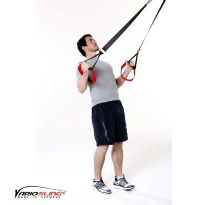 Sling-Trainer Schulterübung - Rotation für Rhomboideus
