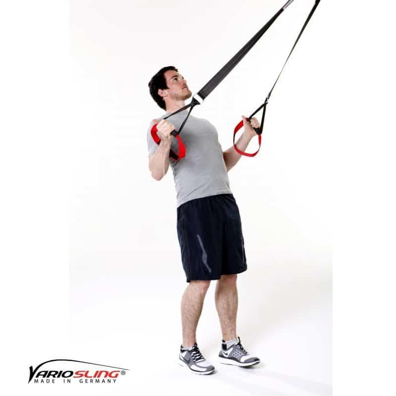 Sling-Trainer-Schulterübungen-Rotation für Rhomboideus-01
