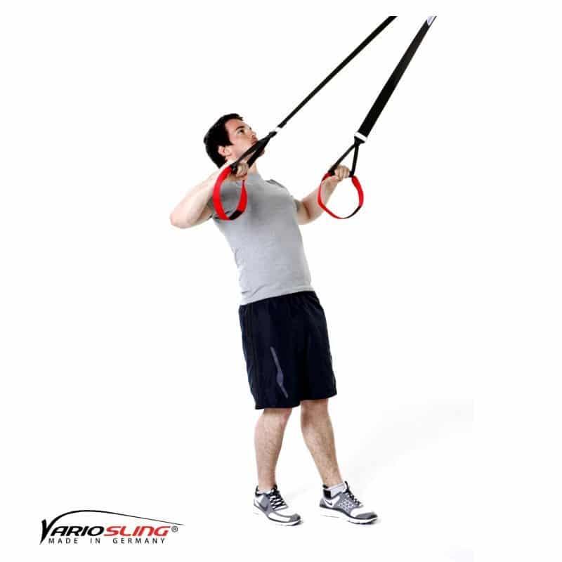 Sling-Trainer-Schulterübungen-Rotation mit Unterarme nach oben-01
