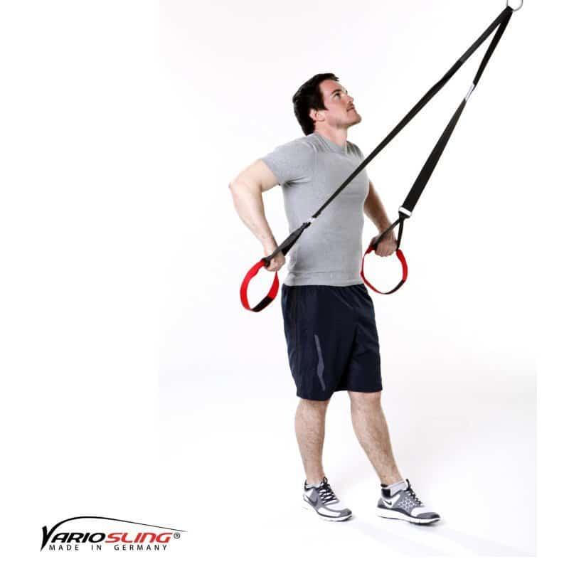 Sling-Trainer-Schulterübungen-Rotation mit Unterarme nach unten-02
