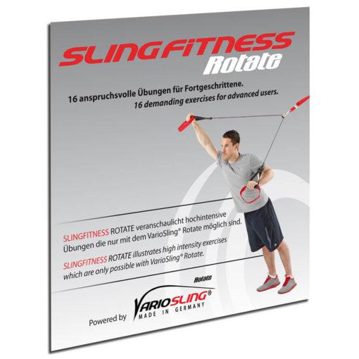 Sling Trainer mit PROFI Umlenkrolle inkl. Schlingentrainer DVD, Türanker, Poster-0206