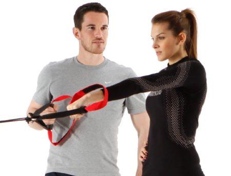 Sling Trainer beim Personal Training
