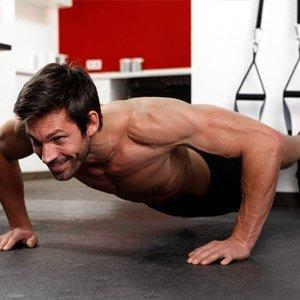 Sling-Training bei Rückenschmerzen