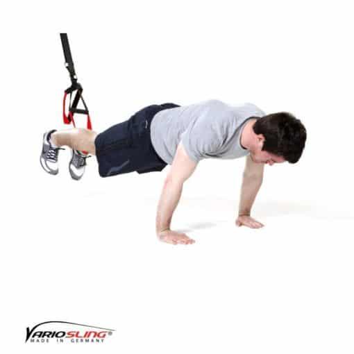 sling-trainer-bauchtraining-ReCrunch einbeinig mit Ranziehen-01