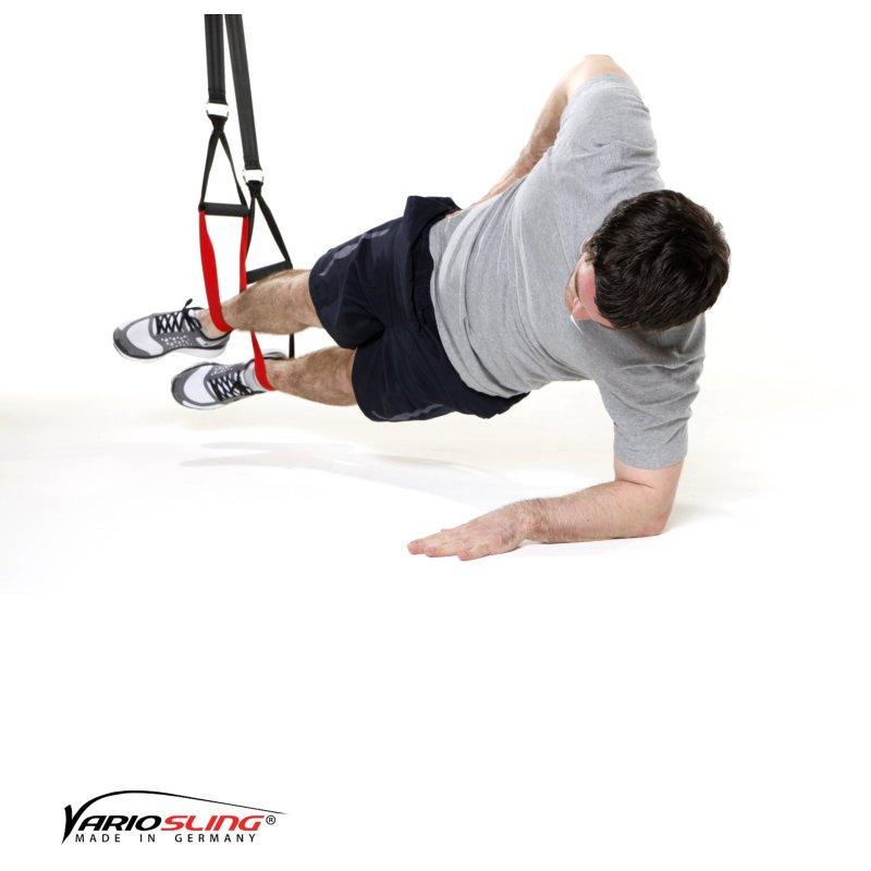 sling-trainer-bauchtraining-Sidestaby Hüfte anheben-01
