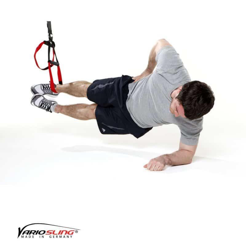 sling-trainer-bauchtraining-Sidestaby einbeinig mit Adduktion-02