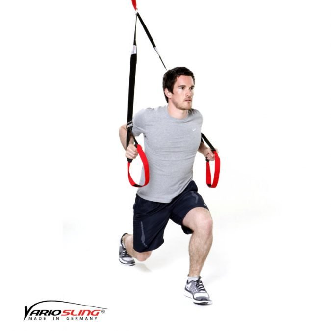 Sling-Trainer Stretchingübung - Hüftbeuger