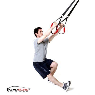 Sling-Trainer Stretchingübung – Oberschenkelrückseite