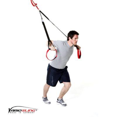 Sling-Trainer Stretchingübung – Brust – Übung II