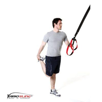 Sling-Trainer Stretchingübung – Oberschenkelvorderseite
