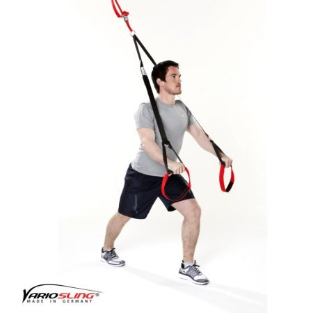 Sling-Trainer Stretchingübung Wade